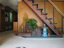 【玄関】京都駅近くの親しみある旅館です。