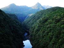 【屋久島の風景】大自然の壮大な景色に癒されます。