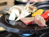 ☆【1泊2食/松コース】 赤城の牛ステーキ&忠治薬膳鍋!どっちも食べたい贅沢プラン♪