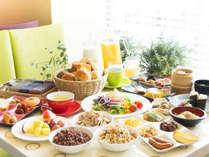 じゃらん新春タイムセール★約90種類の豊富なメニュー!人気の朝食バイキング付プラン