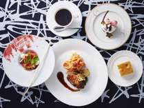 <☆ラウンジで素敵なクリスマスを☆>牛フィレ肉とフォアグラのソテー ディナーセットプラン(夕朝食付)