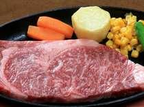 【別注料理】那須牛のおいしいステーキ☆黒毛和牛3300円。国産牛2400円(事前予約制)