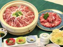 【夕食例】当館自慢の夕食は、和食膳!※季節によって、野菜が変更になる可能性があります。