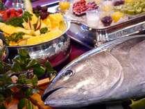 【GW期間限定】夕食は、和洋中のバイキングでお腹いっぱい!※写真はイメージです