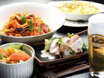 ■最大24時間ステイ カップルプラン夕食付■ ホテル内レストランでディナー付♪