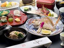 本館【お祝いスペシャル懐石】祝い膳プラン ~大切な記念日に~