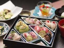 本館【金沢の美味しい!春の旬魚の握り&季節の天ぷらを味わう】寿司懐石