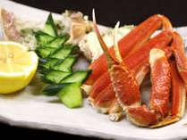 本館【蟹も食べたい!ほかの北陸の旬も食べたい方に!】活蟹たっぷり半杯付金澤懐石
