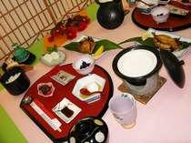 手作り豆腐がおいしい朝食付プラン