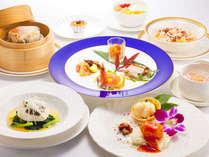 中国料理「桃華楼」でのディナーの一例