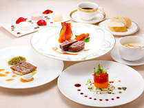 フランス料理の一例