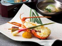 日本料理特選プラン~伊勢海老料理の一例~