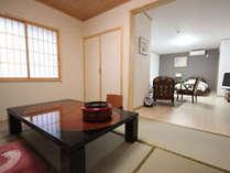 特別室 洋室10畳+和室6畳