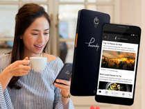 宿泊者が無料で使えるスマートフォンのレンタルサービス「handy」を導入!!