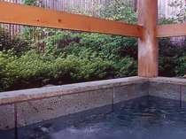 遠赤効果のある十和田石風呂