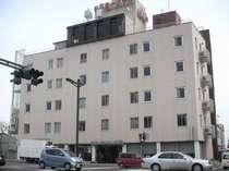 水戸第一ホテル別館でございます