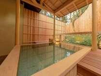 ■はなれ山懐庵露天風呂付特別室■プライベートでお楽しみください。