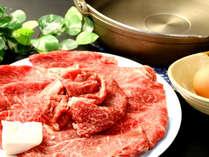 【すき焼きプラン】但馬牛肉盛り!絶品です!!