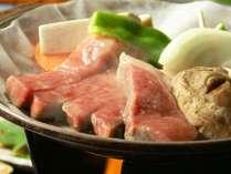 上州牛ステーキプラン、お料理のイメージ。とろける旨みをご堪能あれ。