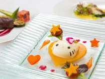 ★☆ハローキティのドリームディナー付プラン★☆プラン限定大人用ディナー