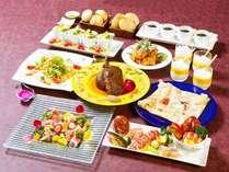 平日限定!お箸で食べられる洋食卓盛スタイル新登場!