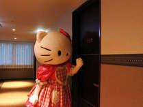 2/23(土)&3/2(土)お部屋にハローキティがやってくる!キティズグリーティング♪
