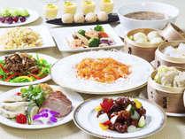 中国料理 満腹ディナーセット