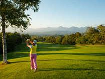 *[ニセコゴルフコース]ゴルファーのチャレンジ精神を駆り立てる、アーノルドパーマー氏設計の18ホール。