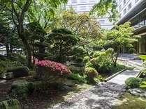 松岡庭園(啄木亭)