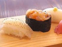 春のあぶりDAY!イカ寿司3点盛り
