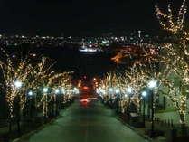 アーリーWinter☆白い季節の函館旅は早め予約がオトク★