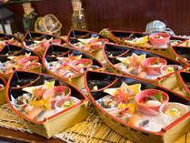 【2020バイキング秋】歓迎おもてなし料理!北前船盛り