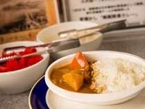 2021バイキング「箱館開港カレー」大沢料理長自慢の一品