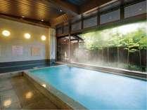 「桜庵」内湯・桜の湯