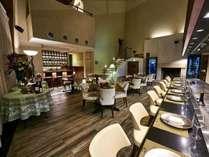 【サロン・ド・フォレスト】離れのレストランで大人のお時間をお過ごしください※イメージ