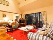 【わんヴィレッジ】愛犬と一緒に泊まれるラグジュアリーな3ベッドルーム(客室一例)