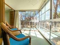 【スポルシオン】4ベッドルーム例/開放感のあるテラスをご用意しております。