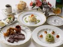 【洋食】洋食コース料理イメージ