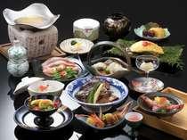 【和食】和食会席料理一例