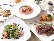 【洋食】Standard Dinner イメージ(季節により変わります)
