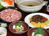 凪コース料理の一例