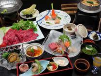 「夏 先 得 プラン」 8月の予約がお得  お料理充実 和食会席プラン