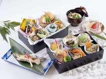 長良川鵜飼 船上料理