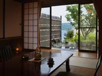露天風呂付客室・お離れ和風メゾネットタイプ