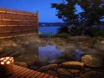 ■貸切露天風呂:毘沙子-MISAGO-■