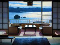 ■センタータワー館■波と空と風と・・・『全身で海を感じる』当ホテルならではの眺めをお楽しみください♪