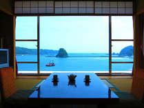 ■西館■『真っ青な海と、真っ青な空に抱かれる』心穏やかなひとときを♪