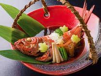 ■金目鯛の煮つけ■ 『下田といえば、金目!』白紅の身には脂がのっており一度食すとやみつきになる逸品♪