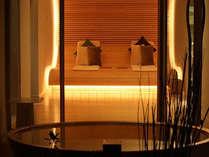 ■貸切露天風呂:洞-uro-■ 入るだけで思い出になる。そんな貸切露天です。