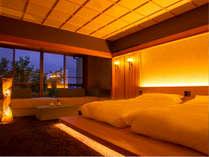 思うままに眠り、お風呂を楽しむ贅沢な休日!跳ね休みにはバッチリな■離れ客室・洞■